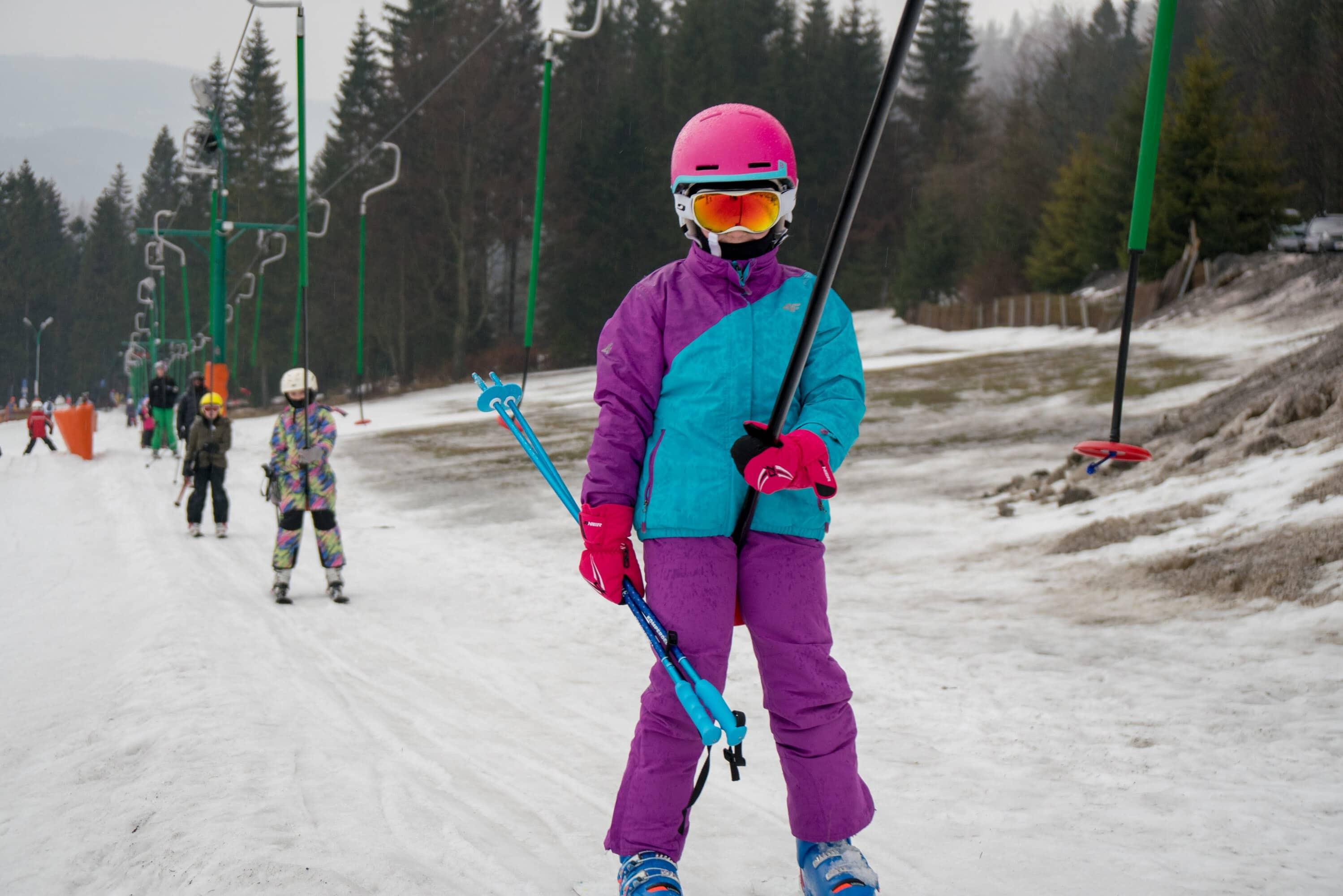 Szkółka narciarska w Szczyrku