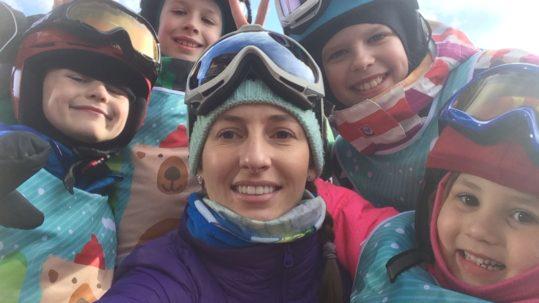 -  Ferie ze szkółką narciarską Folk Sport